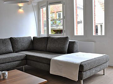 Inspiratie - Moderne stijl lounge ...