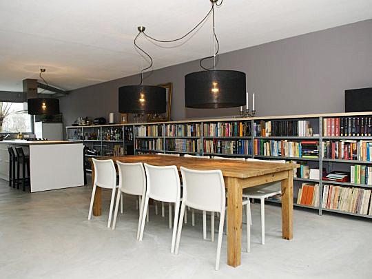 Interieur inspiratie in de stijl industrieel - Interieur industriele stijl decoratie ...