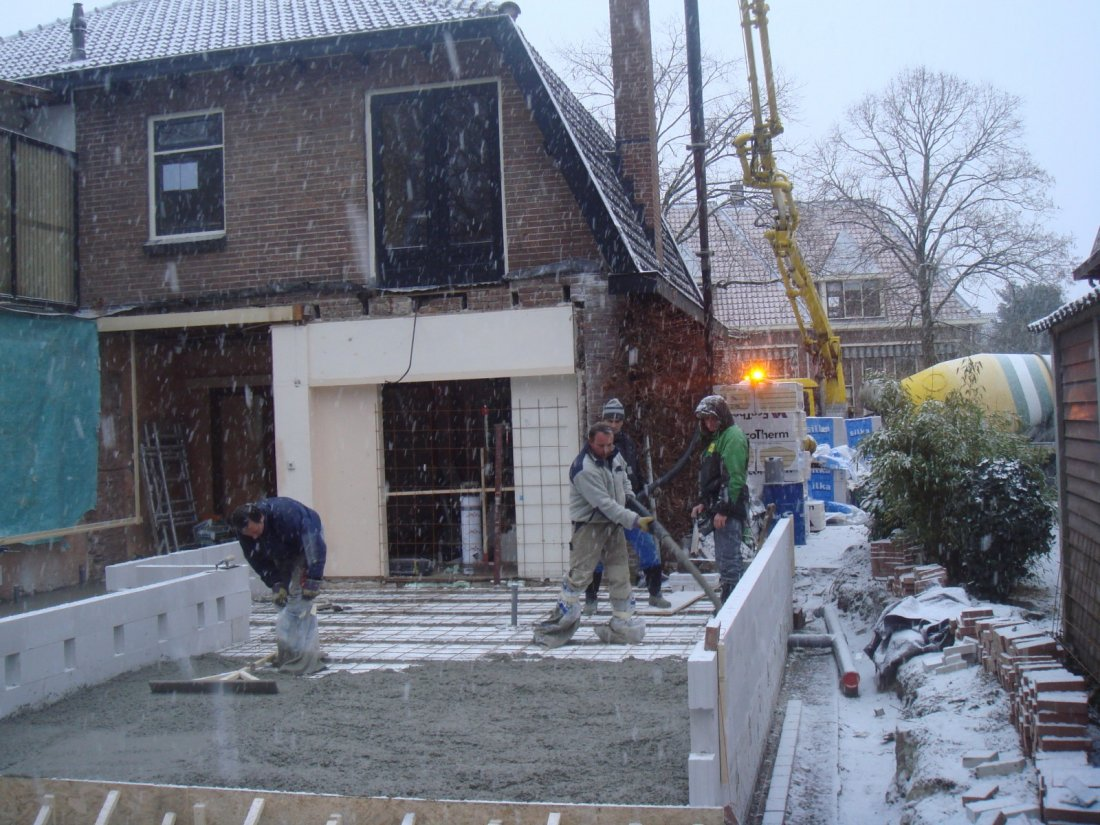 Totale woningrenovatie