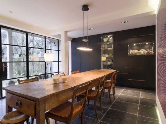 Moderne keuken in herenhuis beste inspiratie voor huis ontwerp - Moderne oude keuken ...