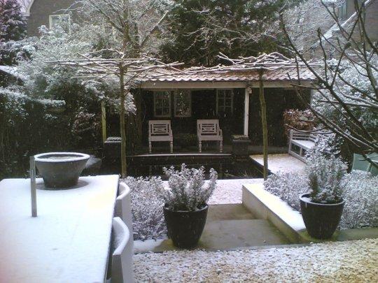 Interieur inspiratie in de stijl romantisch - Prieel tuin ...