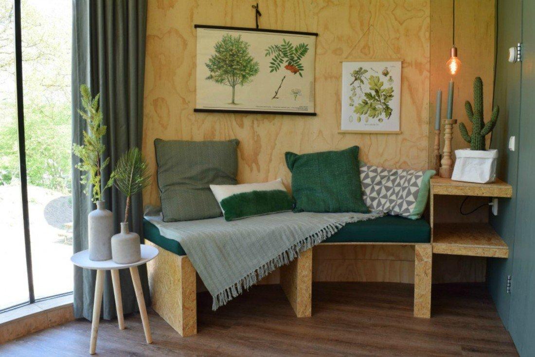 Keuken Design Castricum : Logiesaccommodaties op camping Geversduin ...