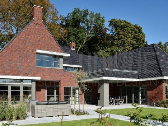 Idee n en inspiratie voor je gevel for Modern landhuis