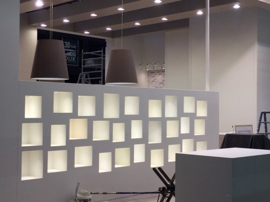 Expo 030 stand/interieurbouw